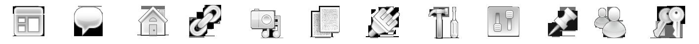 WordPress Retina Icons